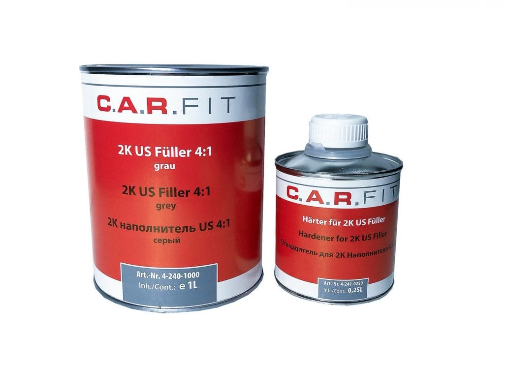 Carfit 2K US Acryl-Füller Grundierung 4:1